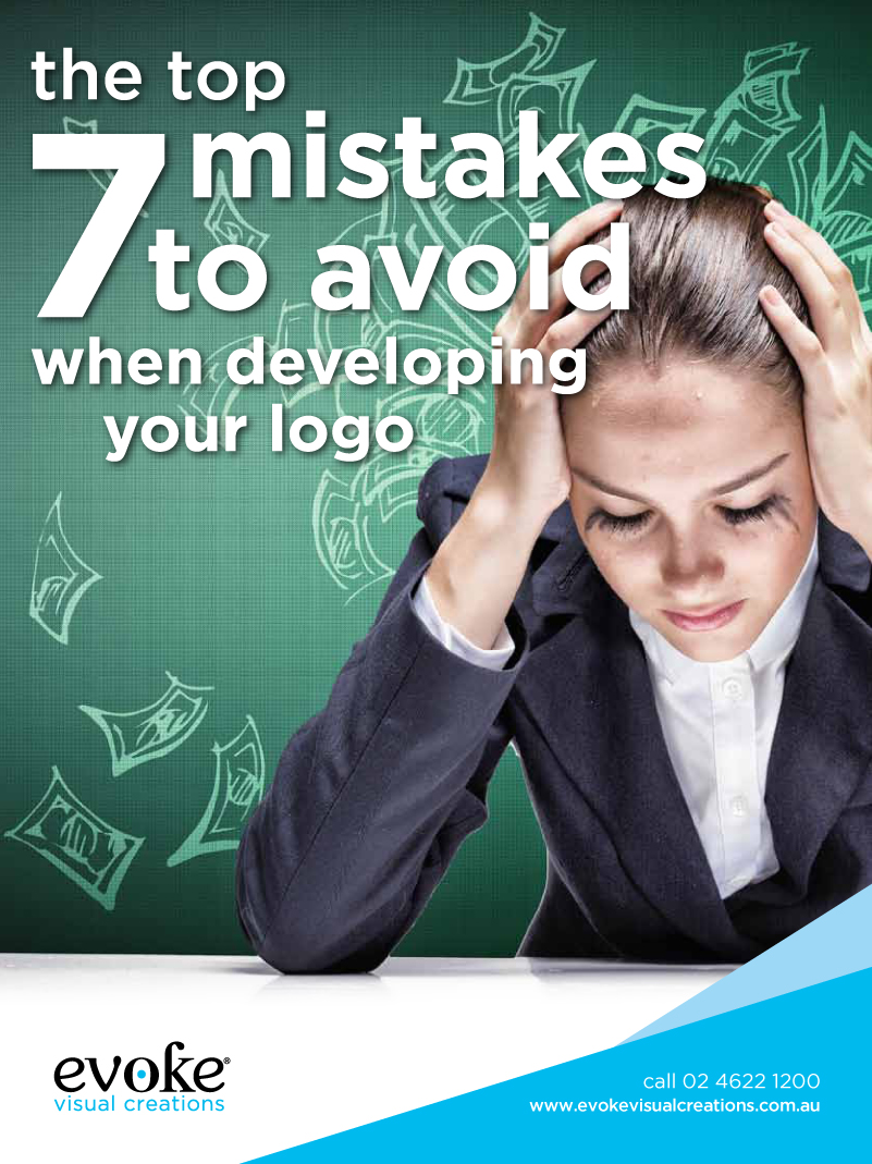 The top 7 mistakes to avoid when developing your logo